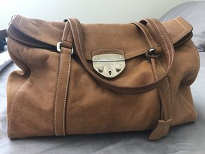 Brown Leather Prada Purse for Sale in San Diego, CA