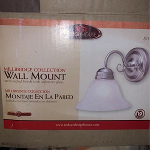 Outdoor Wall Mount Light for Sale in Bakersfield, CA