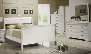 Brand new full size bedroom set $649 for Sale in Hialeah, FL