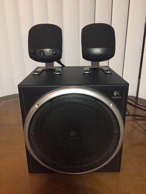 Logitech z-340 computer speakers for Sale in Covina, CA