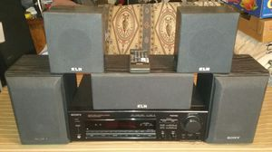 Sony STR-D665 Receiver Amplifier 5.1 Surround Sound System for Sale in Chula Vista, CA