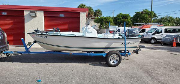 16Ft 2006 Key Largo Bay boat/ Flats boat Fully renovated ...