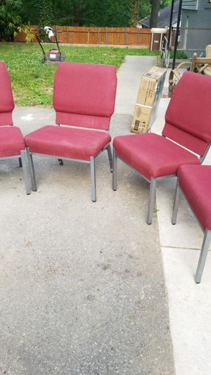 Chairs for sale 4 pieces for Sale in Woodlawn, MD