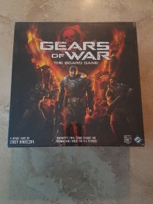 Gears of War Board Game for Sale in Sterling Heights, MI