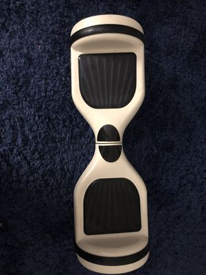 white hoverboard with bluetooth speaker for Sale in Orange City, FL