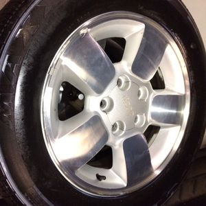 4 Jeep Grand cherokee wheels With Tires for Sale in Hayward, CA
