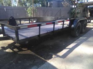 Carson trailer 21'x8'. I have pàerwork.$1500 for Sale in Mentone, CA