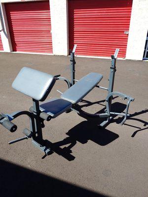 TSA weight bench for Sale in Phoenix, AZ