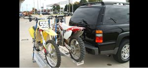 Double dirtbike carrier for Sale in Fontana, CA