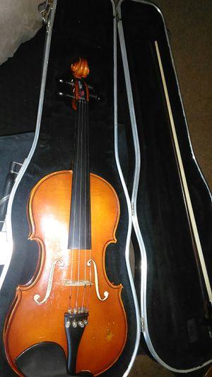 Hermann Beyer Violin - Stradivarius Copy - E201 4/4 (1996) for Sale in Thornton, CO