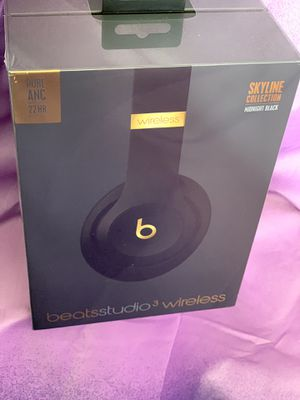 Beats Studio 3 Headphones Skyline Collections for Sale in UNIVERSITY PA, MD