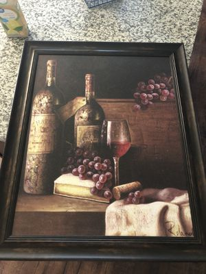 Wine painting for Sale in Chapin, SC