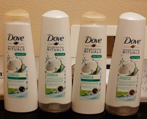Brand New Dove Coconut & Hydration Hair Care Bundle for Sale in Visalia, CA