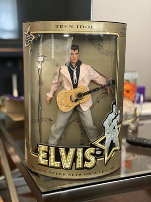 ELVIS PRESLEY TEEN IDOL DOLL - NEW IN BOX YEAR 1993 for Sale in Dallas, TX