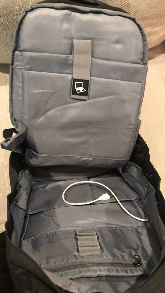 KOpack Backpack Waterproof & Anti theft!