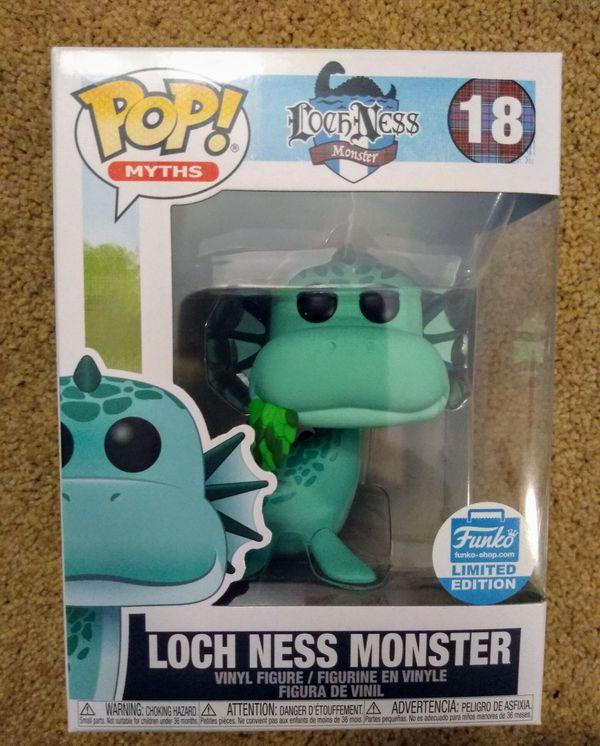 Funko Shop Exclusive Loch Ness Monster