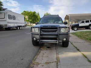 2003 Nissan Xterra SE - needs work for Sale in Salt Lake City, UT