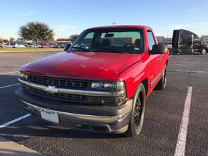 2002 Chevy Silverado for Sale in Dallas, TX