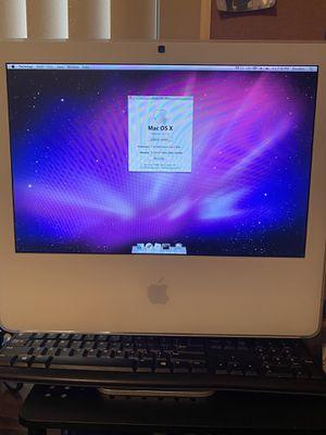 "iMac 17"" 2006 CD Apple Desktop Computer for Sale in Laveen Village, AZ"