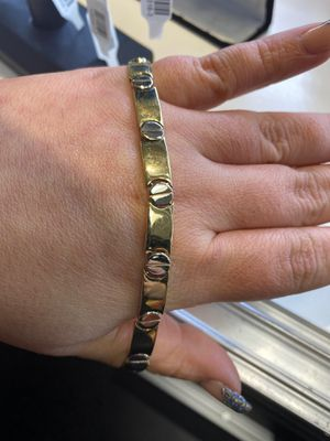 Heavy gold Bracelet for Sale in Scottsdale, AZ
