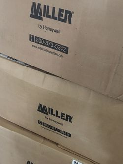 Box Of 5 Miller Full Body Harness for Sale in St. Louis,  MO