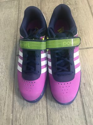 ADIDAS POWER LIFT 2.0 WOMENS SIZE 9.5 BNWOB for Sale in Odessa, FL