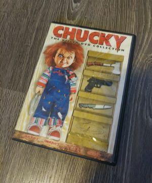 Chucky The Killer Dvd Collection for Sale in Tempe, AZ