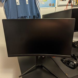 "MSI Optix MAG241MVC 23.6"" Full HD 144Hz HDMI DP FreeSync Curved LED Gaming Monitor. for Sale in Los Angeles, CA"