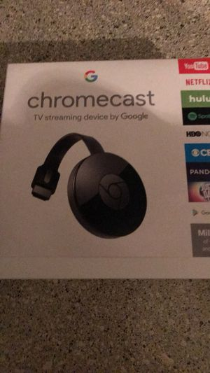 Chromecast for Sale in Tacoma, WA