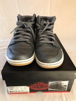 Air Jordan 1 MID. 10 1/2 for Sale in Fontana, CA