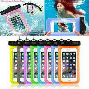 Waterproof Underwater Swimming Dry Bag Case Cover for IPhone/Samsung/Cell phone for Sale in Kissimmee, FL