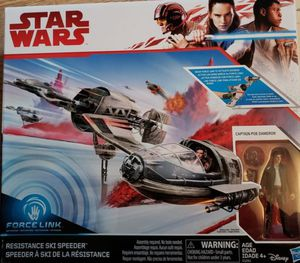 New Star Wars Resistance Ski Speeder. for Sale in Apopka, FL