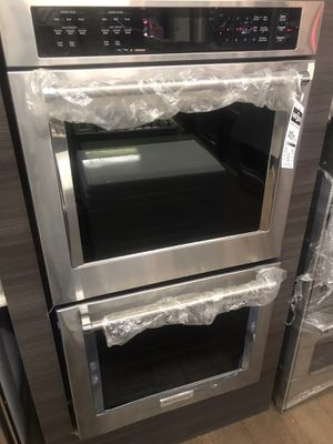 KITCHEN AID DOUBLE OVEN for Sale in Los Angeles, CA