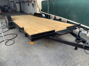 TRAILER 20FT CAR HAULER for Sale in Miami, FL