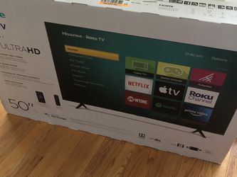 New 50 Inch Smart Tv for Sale in Rockville,  MD