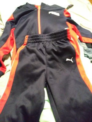 Puma jogging suits size small for Sale in St. Louis, MO