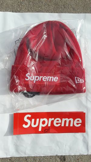 Supreme Box Logo Beanie for Sale in Denver, CO