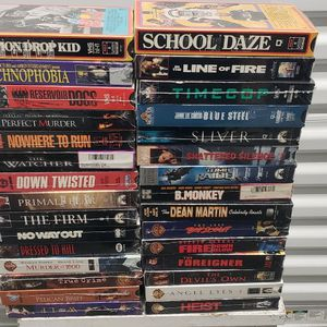 Lot Of VHS Tapes for Sale in Fremont, CA