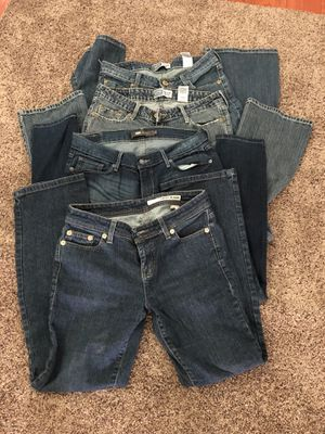4 pairs Ladies Jeans Great condition for Sale in Orlando, FL