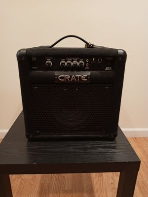 CRATE guitar/bass amp for Sale in Hillcrest Heights, MD