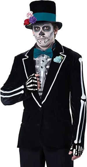 Novio muerto adult costume for Sale in Los Angeles, CA