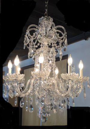 "Crystal Chandelier 9 Light - 27"" for Sale in San Dimas, CA"