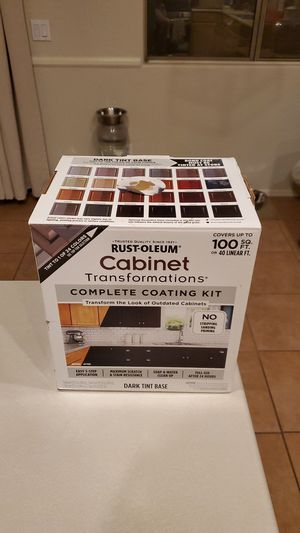 Rust-oleum cabinet transformations kit for Sale in Phoenix, AZ