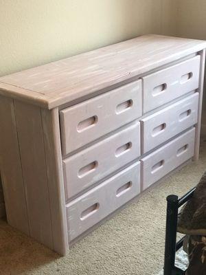 Light pink dresser for Sale in Denver, CO