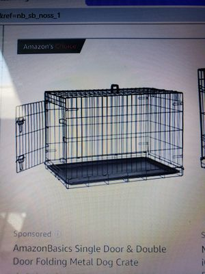 Dog crate- for Sale in Cosmopolis, WA