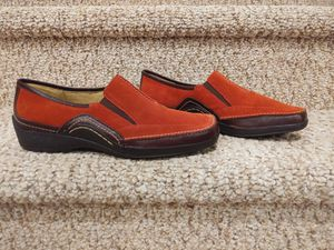 New Women's Size 8 Naturalizer Shoes [Retail $109] Leather Loafers Flex Stretch Sides for Sale in Woodbridge, VA