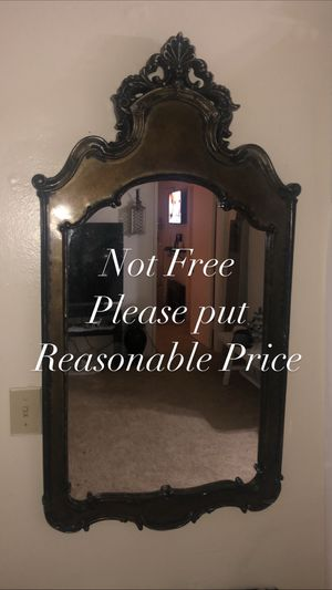 Mirror antique for Sale in Garden Grove, CA