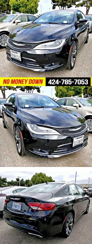 2016 Chrysler 200S for Sale in South Gate, CA
