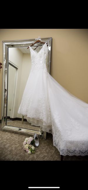 MoriLee Wedding Dress for Sale in Sycamore, IL