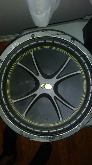 Kicker Comp 12in for Sale in Montclair, CA